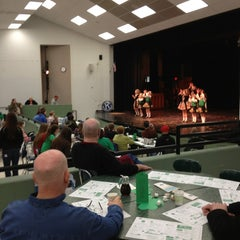 Photo taken at Stoughton High School by Brenda T. on 3/16/2013