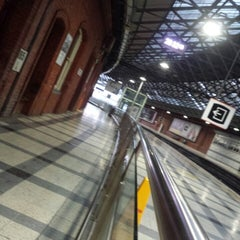 Photo taken at Cork Kent Railway Station by Michael H. on 8/23/2013