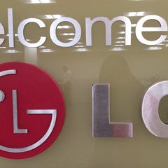 Photo taken at LG Electronics by Ariadna G. on 12/17/2014
