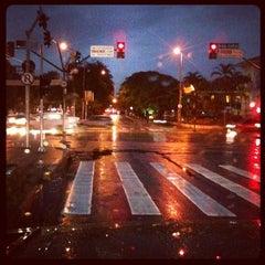 Photo taken at Avenida Brasil by Vithor C. on 7/17/2012