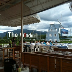 Photo taken at The Windmill (บ้านกังหัน) by Pear H. on 8/15/2013