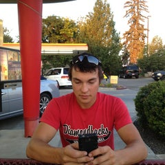 Photo taken at SONIC Drive In by Michael M. on 8/20/2013