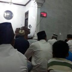 Photo taken at Masjid Baitul Jihad, Kemang Pratama 2 by M harun A. on 6/28/2014