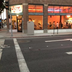 Photo taken at King Taco Restaurant by Andrew M. on 10/18/2012