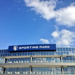 Photo taken at Sporting Park by Zachary C. on 5/9/2013