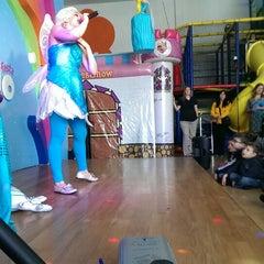 Photo taken at Piccolo Festa by Bárbara G. on 4/5/2014