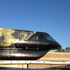 Photo taken at Monorail Red by Dean B. on 11/5/2012