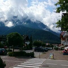 Photo taken at Toblach / Dobbiaco by Dario R. on 6/27/2014