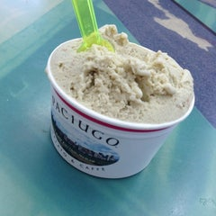 Photo taken at Paciugo Gelato & Caffé by Chelsea G. on 9/21/2013