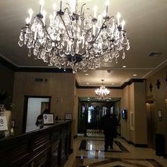 Photo taken at Avenue Plaza Resort by Kathleen M. on 1/23/2014