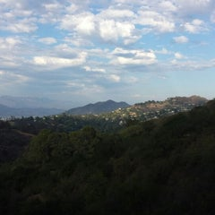 Photo taken at Fryman Canyon by Joel M. on 7/15/2013
