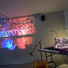 Photo taken at Royal College of Art - Dyson Building by Ruben on 10/29/2014