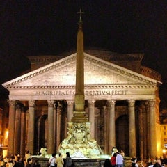 Photo taken at Pantheon by Geoff on 5/4/2013