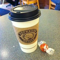 Photo taken at Espresso Royale Cafe by Michael A. on 10/19/2013