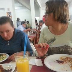 Photo taken at Restaurante +KID+ by paulo r. on 11/25/2013