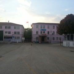 Photo taken at Tevfik İleri Ortaokulu by Murat E. on 8/17/2013