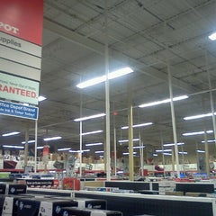 Photo taken at Office Depot by Bahador on 12/20/2012