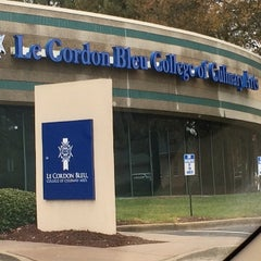Photo taken at Le Cordon Bleu College of Culinary Arts Atlanta by Lex L. on 12/6/2014