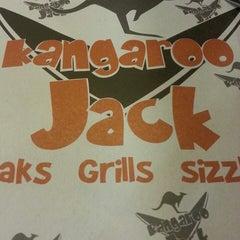 Photo taken at Kangaroo Jack by Ivy Jane R. on 7/14/2013