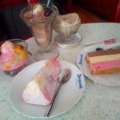 Photo taken at Zangrandi Ice Cream by Mizan V. on 12/30/2012