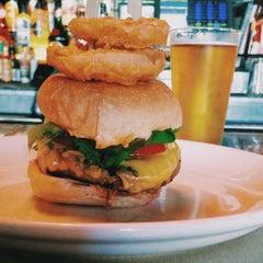 Photo taken at B & B Winepub (Burger & Barrel) by Josiah David C. on 6/1/2015