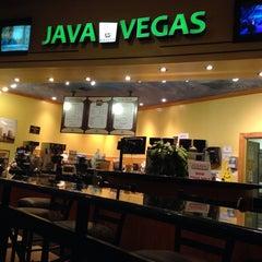 Photo taken at Java Vegas by Roselle D. on 4/24/2014