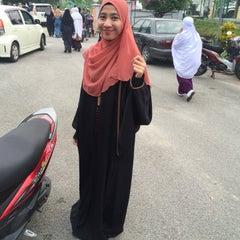 Photo taken at MASJID AS~SAJIDIN by Aainaa N. on 9/24/2015