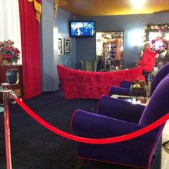 Photo taken at Elvis Presley's Heartbreak Hotel by Joe B. on 1/9/2013