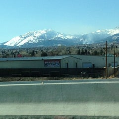 Photo taken at 395 South In Washoe Valley by Tamara B. on 2/17/2013