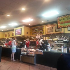 Photo taken at Jason's Deli by Dave B. on 5/29/2013