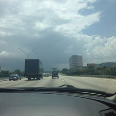 Photo taken at Interstate 95 & Atlantic Blvd by MARIA C. on 8/11/2014