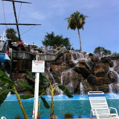 Photo taken at Big Kahuna's Water & Adventure Park by Fabio M. on 6/28/2014