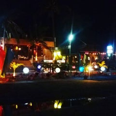 Photo taken at Phangan Bayshore Resort by Cathrina M. on 10/20/2015