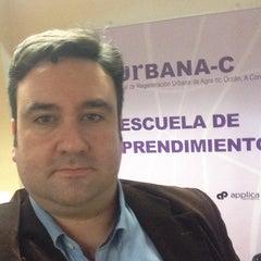 Photo taken at Escuela de Negocios NovaGalicia Banco by Pablo López on 4/21/2014