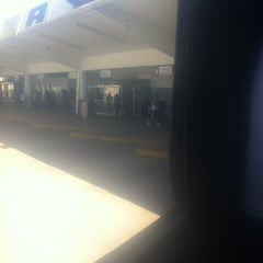 Photo taken at Central de Autobuses by Saul A. on 10/15/2013