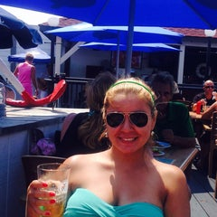 Photo taken at The Bungalow Bar by Nadia M. on 7/26/2015