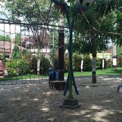 Photo taken at Alun-Alun Trenggalek by Endramawan S. on 7/31/2014