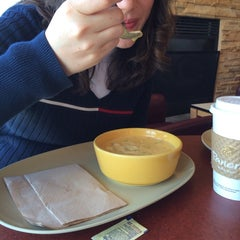 Photo taken at Panera Bread by Pitufry D. on 4/12/2014