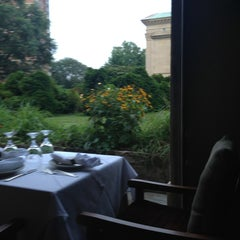 Photo taken at Ambassador Dining Room by Jill W. on 8/18/2013