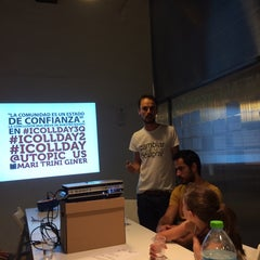Photo taken at Cocorocó Coworking by Miguel F. on 7/17/2014