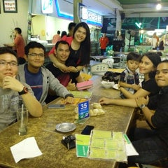 Photo taken at Amaliun Food Court by Immanuel T. on 1/4/2015