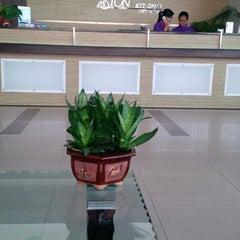 Photo taken at Aston Ketapang City Hotel by Yuyun on 9/20/2014