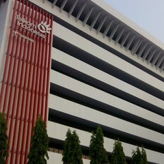 Photo taken at PT. Telkom by Denephy A. on 9/18/2014