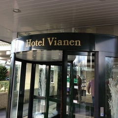 Photo taken at Van der Valk Hotel Vianen by Ger N. on 2/5/2013