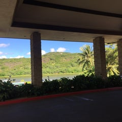 Photo taken at Honolulu Country Club by Jenny B. on 10/24/2015