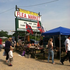 Photo taken at Harpers Ferry Flea Market by Andra O. on 6/8/2014