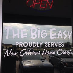 Photo taken at The Big Easy by Jerry G. on 4/19/2015
