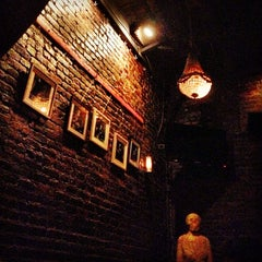 Photo taken at Art Bar by Ana P. on 7/19/2013