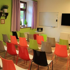 Photo taken at hamko.cz: mtg/workshop room Prague 4 by hamko.cz: mtg/workshop room Prague 4 on 8/12/2013