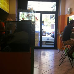 Photo taken at Istanbul Bosforo Kebap & Pizza by Jacques P. on 8/15/2013